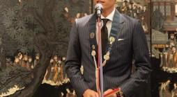 去る、平成26年5月21日(水)横浜中華街「華正楼」にて新旧役員歓送迎会が開催され、 第21期大谷会長期から、第22期伊藤会長期へと役員の引き継ぎが行われました。 小俣副会長の開会宣言に始まり。 第22期伊藤会長による就 […]