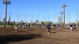 11月13日東京夢の島球場におきまして関ブロスポーツ交流会が行われました。今年の種目はソフトボール。 神奈川からは2チームがエントリー チーム一丸となって 頑張った 結果… …残念ながら負けてしま […]